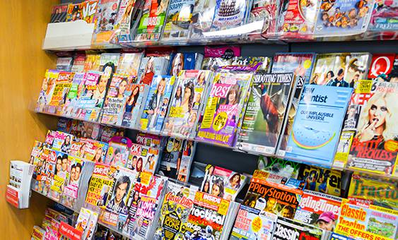 filey garage magazines
