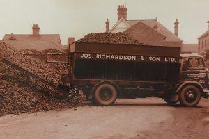 jos richardson history