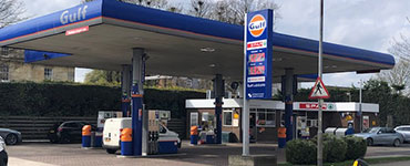 snaith hall petrol station