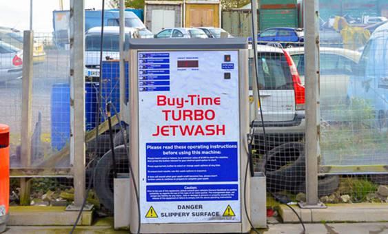 primrose valley garage jet wash