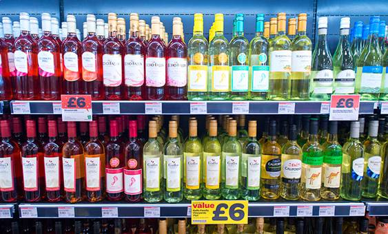 york road services wine selection