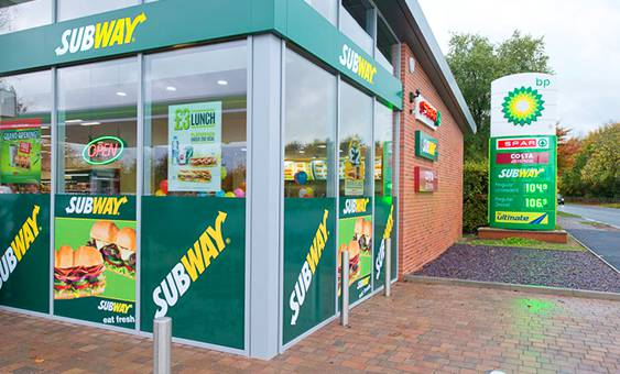 york road services subway